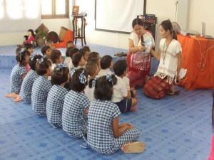 Celebrating Diversities through the Children book on the Festivals in Burma
