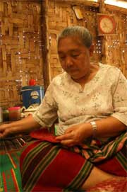 Empowering Refugees from Burma, through Education & Craftwork