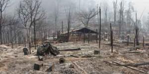 Fire in Karenni Refugee Camp: Fatalities, Burns & Thousands Homeless – How to Help
