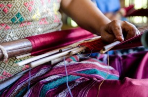 WEAVE: Promoting Fair Trade activities in Refugee Camps