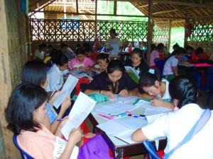 Women Study Program, Karenni Site 1, Mae Hong Son